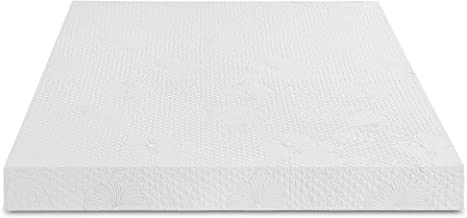 Olee Sleep 5 Inch Gel Adaptive Comfort Memory Foam Mattress 05FM04 (Twin)