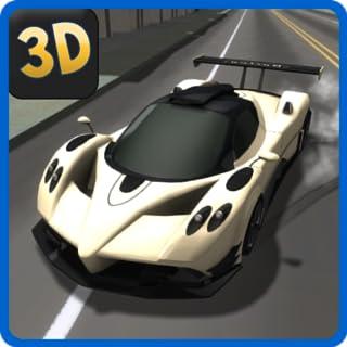 Fast Race Car Driving 3D