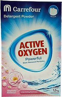 M Carrefour Detergent, Powder - 1.5 kg
