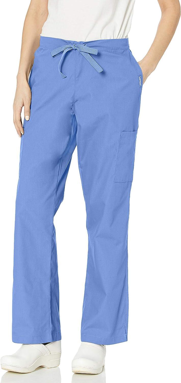 Landau Women's Comfortable A surprise price is realized 4-Pocket Flare S Drawstring Leg Inexpensive Cargo