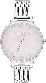 Olivia Burton Women's Pink Dial Watch - OB16SP18