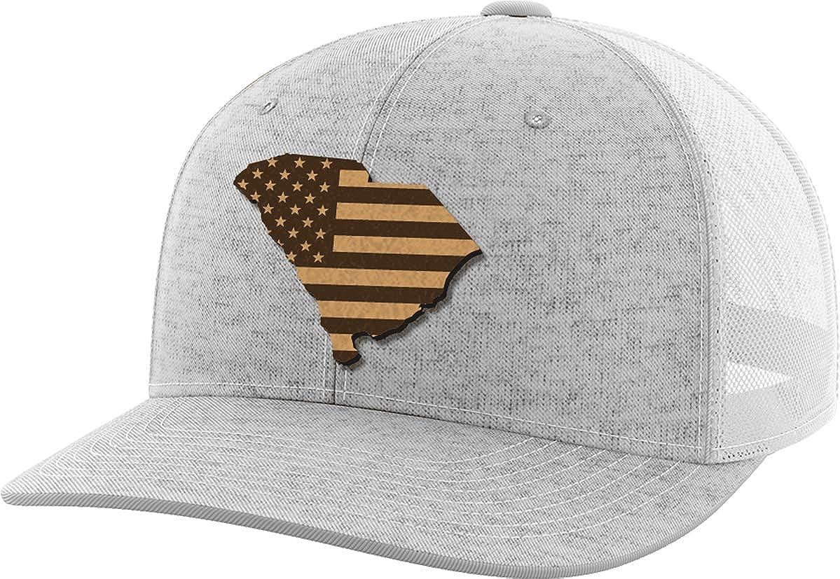 South Carolina United Leather Patch Hat