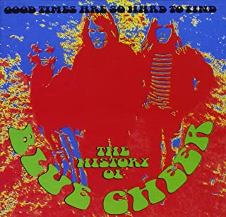 Good Times Are Hard to Find: History of Blue Cheer