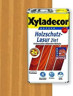 Xyladecor Holzschutz-Lasur 2in1 2,5 l, walnuss