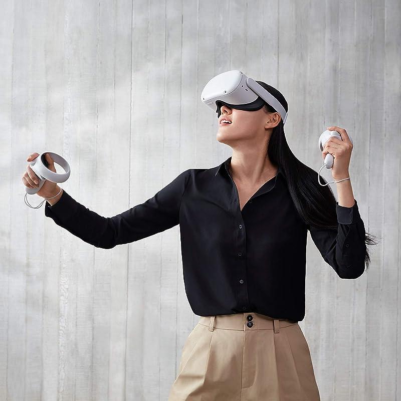 Oculus Quest 2 VR虚拟现实一体机 游戏系统 128GB $299 海淘转运到手¥2024