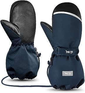 barts kids ski gloves