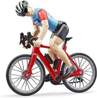 Bruder 63110 bworld Road Bike with Figure