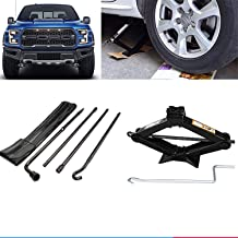Autobaba for 2004-2014 Ford F-150 Spare Tire Tool Kit and 2 Ton Scissor Jack, 2 Year Warranty, US Stock