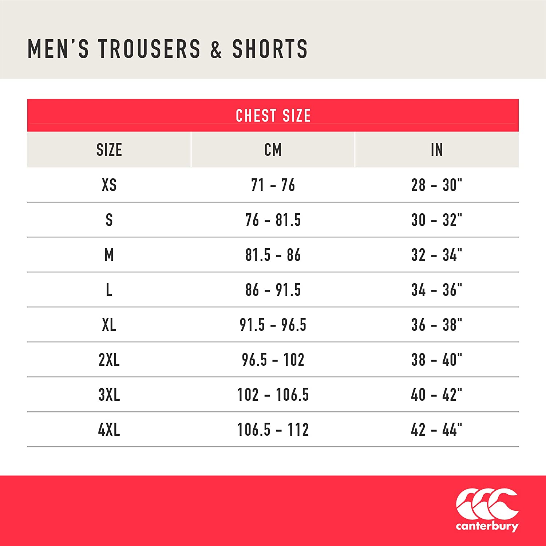 Senior Canterbury Tournament Rugby Shorts