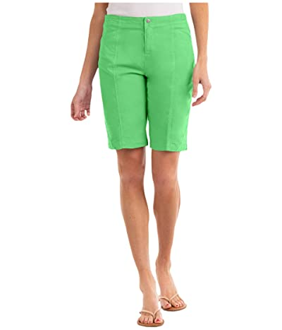 Fresh Produce Cruiser Shorts in Stretch Broadcloth (Kiwi) Women