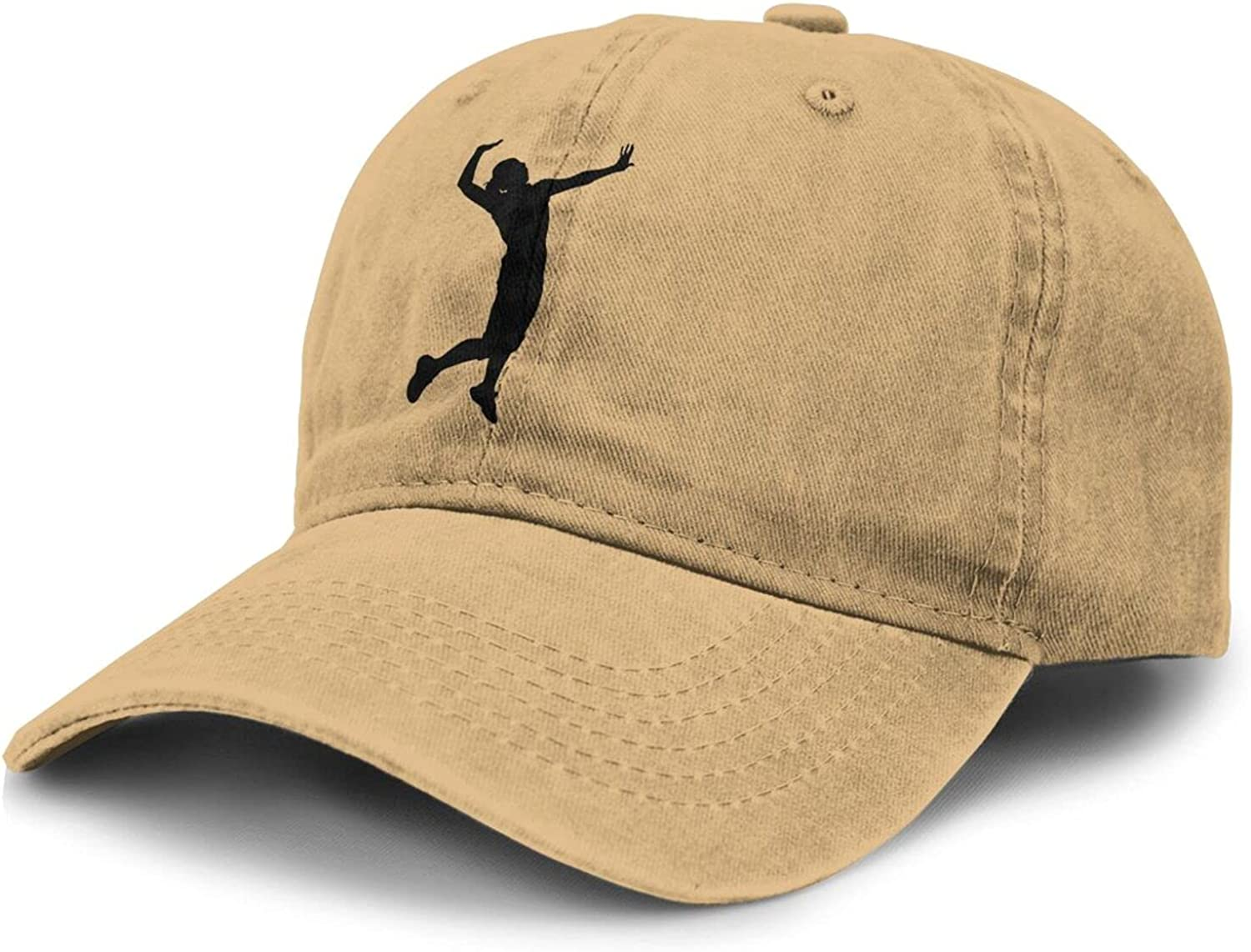 Volleyball Player Moves Cheap and Durable Adult Cowboy Hat Unisex
