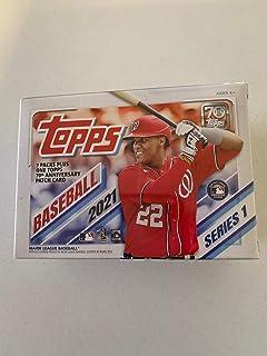2021 Topps Series 1 Baseball 7 Pack Blaster Box