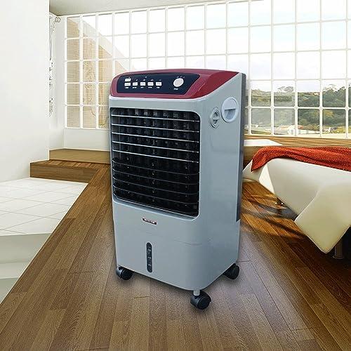 Color Gris y Blanco 2100 W Pl/ástico Jocca Cold//Hot Bioclimatizador Frio Calor