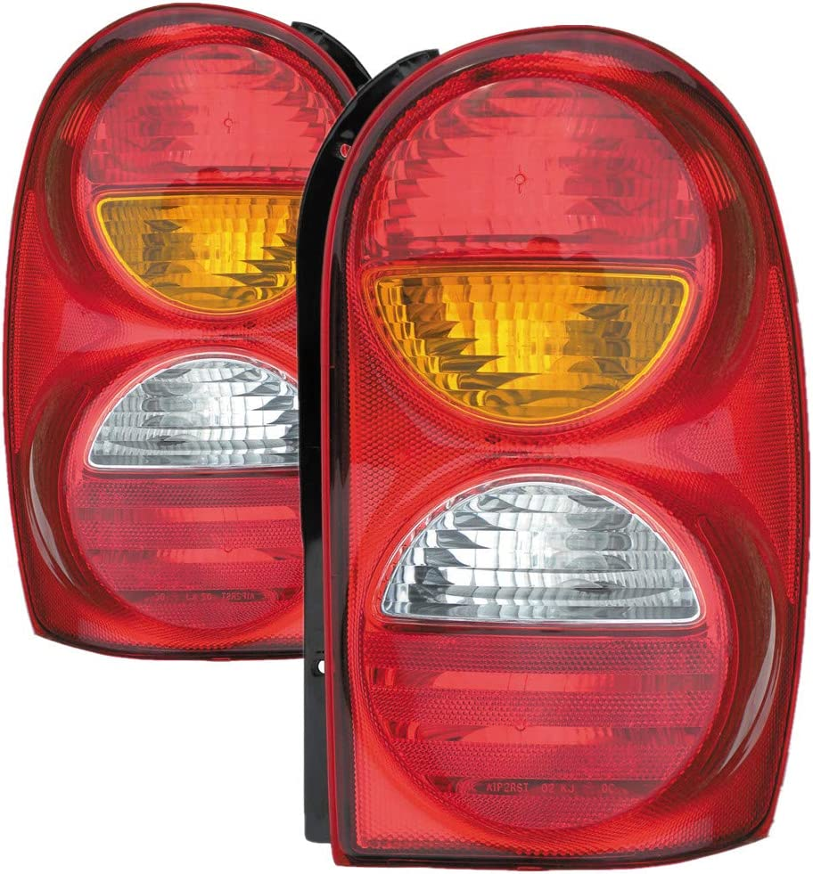 For Jeep Liberty Outer Tail Light 2004 超激得SALE Pass 2003 2002 and 正規逆輸入品 Driver