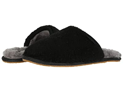 UGG Fluffette (Black) Women