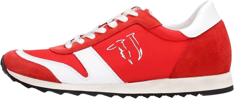 Trussardi Jeans Men's 77s06649 Gymnastics shoes
