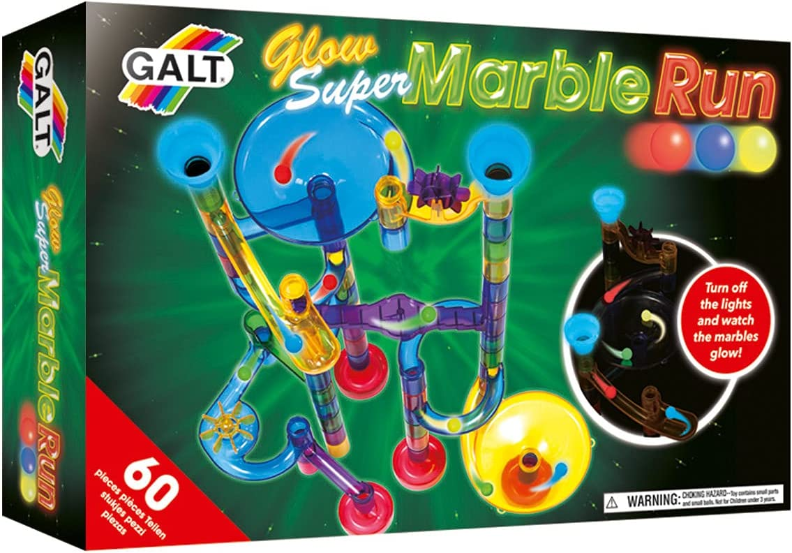 Galt Toys Construction specialty shop - Glow Run Super Toy Marble New products, world's highest quality popular!