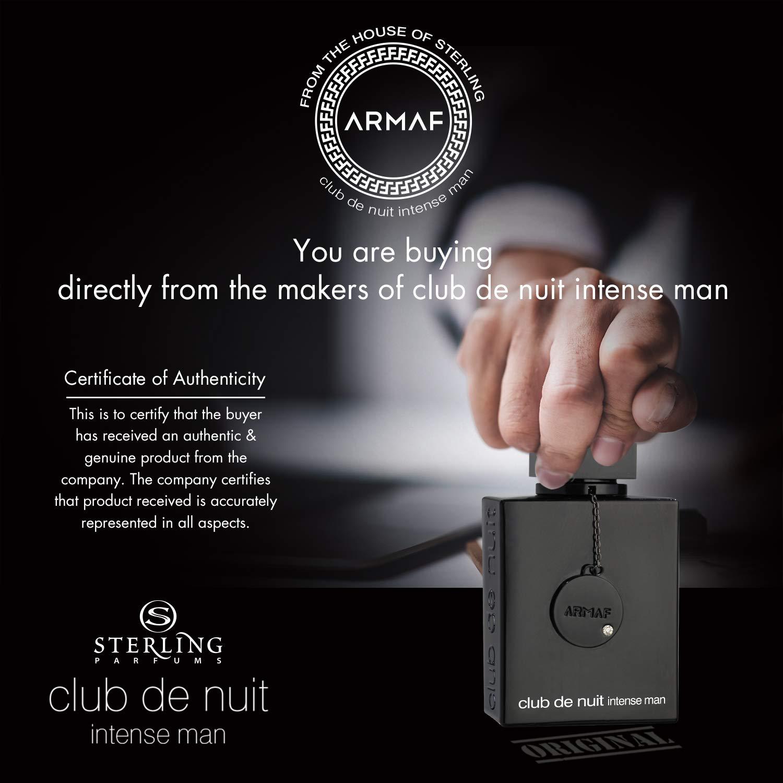 ARMAF Club De Nuit Intense Man Pure Parfum, 150ml