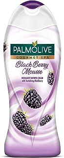 Palmolive Cream Gourmet Spa Blackberry Shower Gel For Unisex, 500 ml