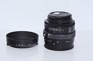 Minolta Maxxum AF 35-70mm f/4 for Minolta Maxxum Dynax SLR/DSLR cameras and Sony Alpha A-mount DSLR cameras