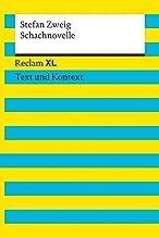 Schachnovelle: Reclam XL – Text und Kontext (German Edition)