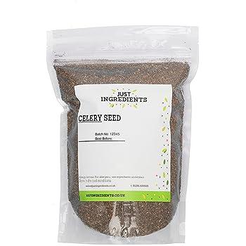 JustIngredients Premier Celery Seeds 1 kg