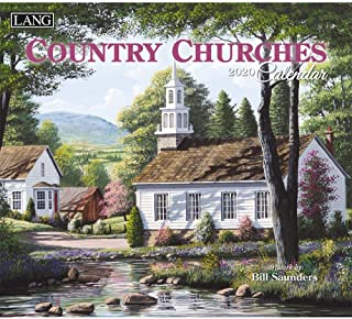 church wall calendar