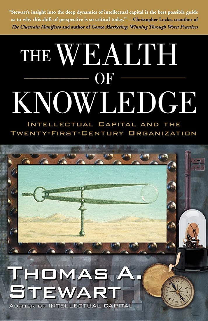センチメートル詳細に引退するThe Wealth of Knowledge: Intellectual Capital and the Twenty-first Century Organization