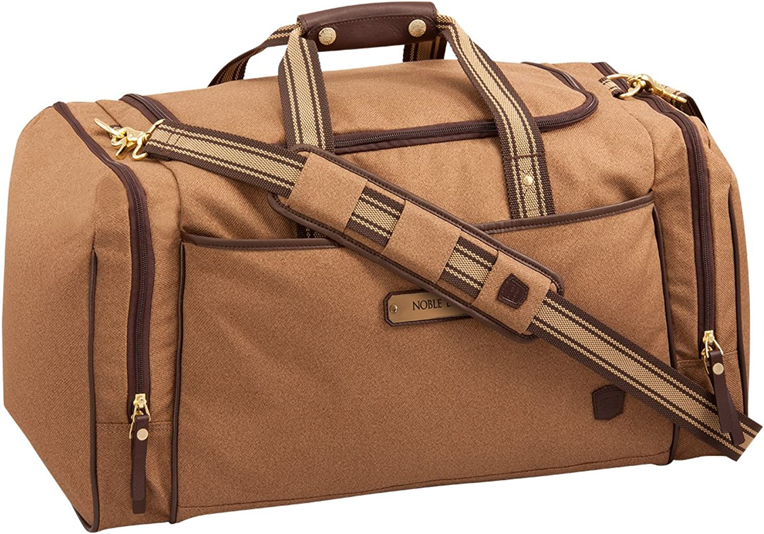 Noble Outfitters Signature Duffle Bag Tobacco One Size