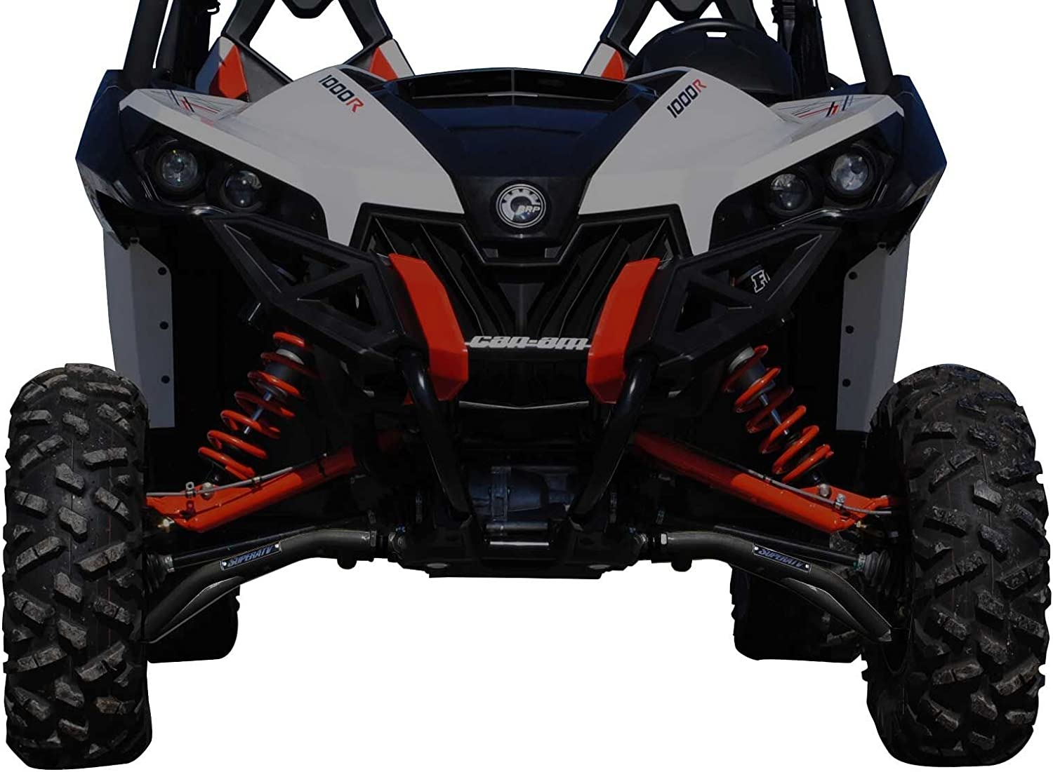 Can-Am Maverick 1000 High Lifter Max Clearance Front Lower A-ArmsYellow