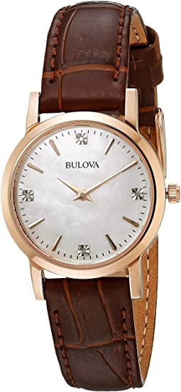 Bulova - Ladies Dress - 97P105