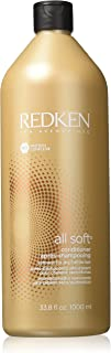 Redken All Soft Conditioner, 33.8 Ounce