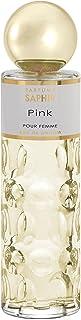 PARFUMS SAPHIR Pink - Eau de Parfum con vaporizador para Mujer - 200 ml