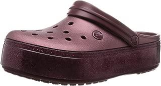 Crocs 卡骆驰 凉鞋 Crocband™ 平底金属洞洞鞋