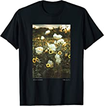 Aesthetic Floral Sunflower Streetwear Fashion Graphic Tee