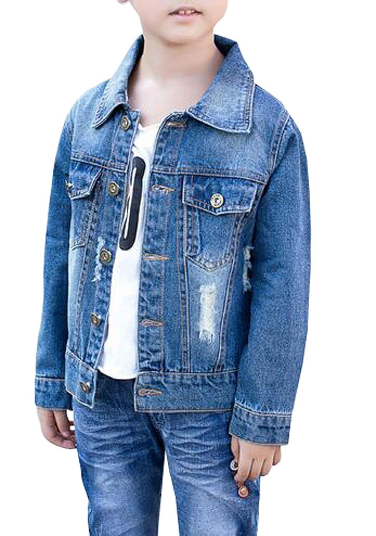 MYtodo denim jacket OUTERWEAR ボーイズ