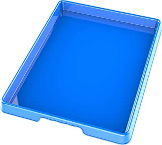Storex Sorting and Crafts Tray, Blue