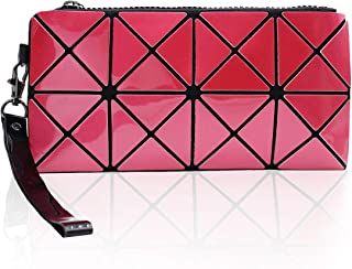 Sacchetto cosmetico di nuova moda, borsa del telefono della borsa della borsa di trucco dei modelli geometrici
