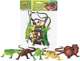 اكياس بولي ايثيلين تحوي العاب بشكل حشرات تقدم كهدية للاطفال كلعبة تعليمية من وايلد ريببلك