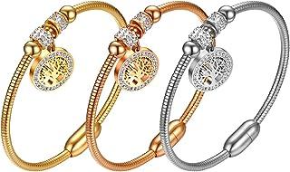 Legierung Frauen Armband Armreif Gold Blume Strass Manschette Armband Schmuck YR