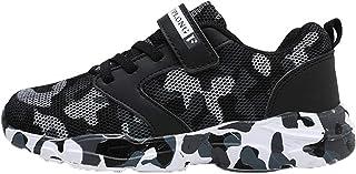 2020 Primavera otoño e Invierno Calzado Deportivo para niños Calzado para niños Camuflaje Cuero Moda niños Zapatos niñas C...