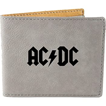 Personalized Prince Genuine Leather Front Pocket Wallet