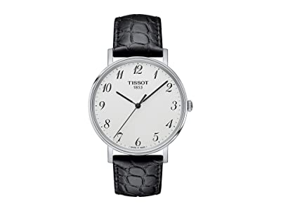 Tissot Everytime Medium T1094101603200 (Silver/Black) Watches
