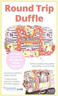 by Annie PBA267 Round Trip Duffle Pattern