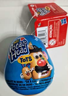 Mr. Potato Head Tots Collectible Figures; Mini Collectible Toys for Kids Ages 3 & Up; Mr. Characters