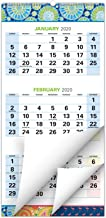 2020 Wall Calendar (Runs from November 2019 through January 2021), 3 month view, 13