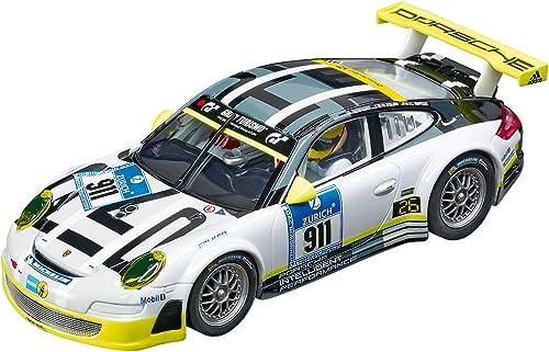 Carrera Digital 132 Porsche 911 GT3 RSR Manthey Racing Livery