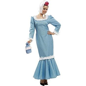 My Other Me - Disfraz de madrileña para mujer, talla XL, color ...