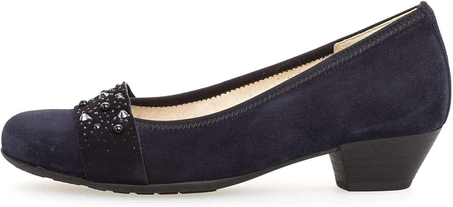 Gabor eleganter Pumps 26.132.86 blau  | Spezielle Funktion