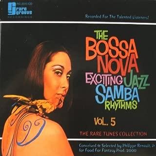 THE BOSSA NOVA Exciting Jazz Samba Rhythms Vol. 5